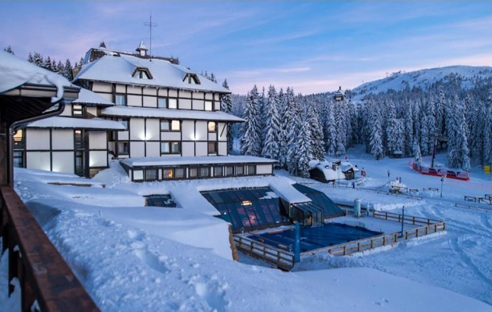 GRAND HOTEL & SPA**** / Kopaonik